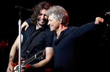 Revancha Bon Jovi: Ganadora de invitaciones al show más vinilo