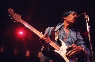 18 de septiembre: 47 años de la partida de Jimi Hendrix