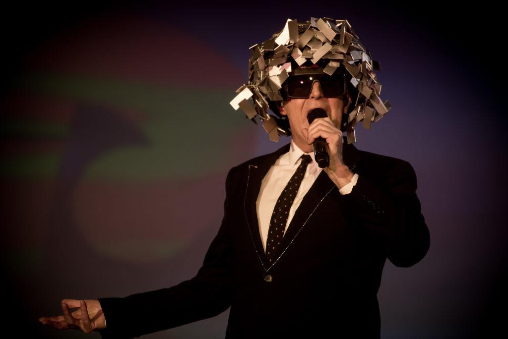 Asaltaron a los Pet Shop Boys