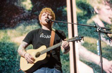 """Mira el nuevo lyric video de Ed Sheeran para la canción """"Perfect"""""""