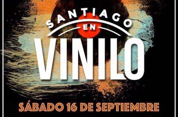 Santiago en Vinilo en Club Subterráneo
