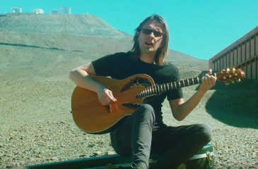 """Steven Wilson publica video para """"Nowhere Now"""", grabado en Chile"""