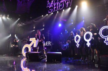 Mira la presentación de The Killers en el Late Show de Stephen Colbert