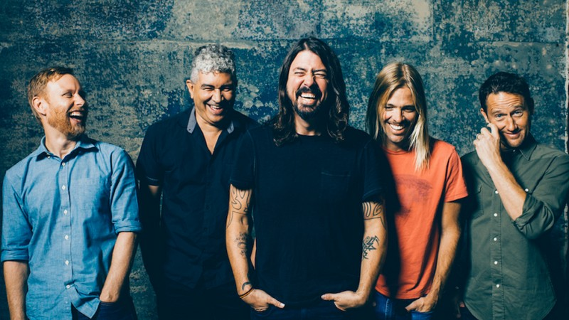 Vuelve Foo Fighters a la Argentina