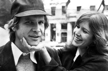 """Harrison Ford rompe el silencio sobre su romance con Carrie Fisher: """"Fue raro"""""""