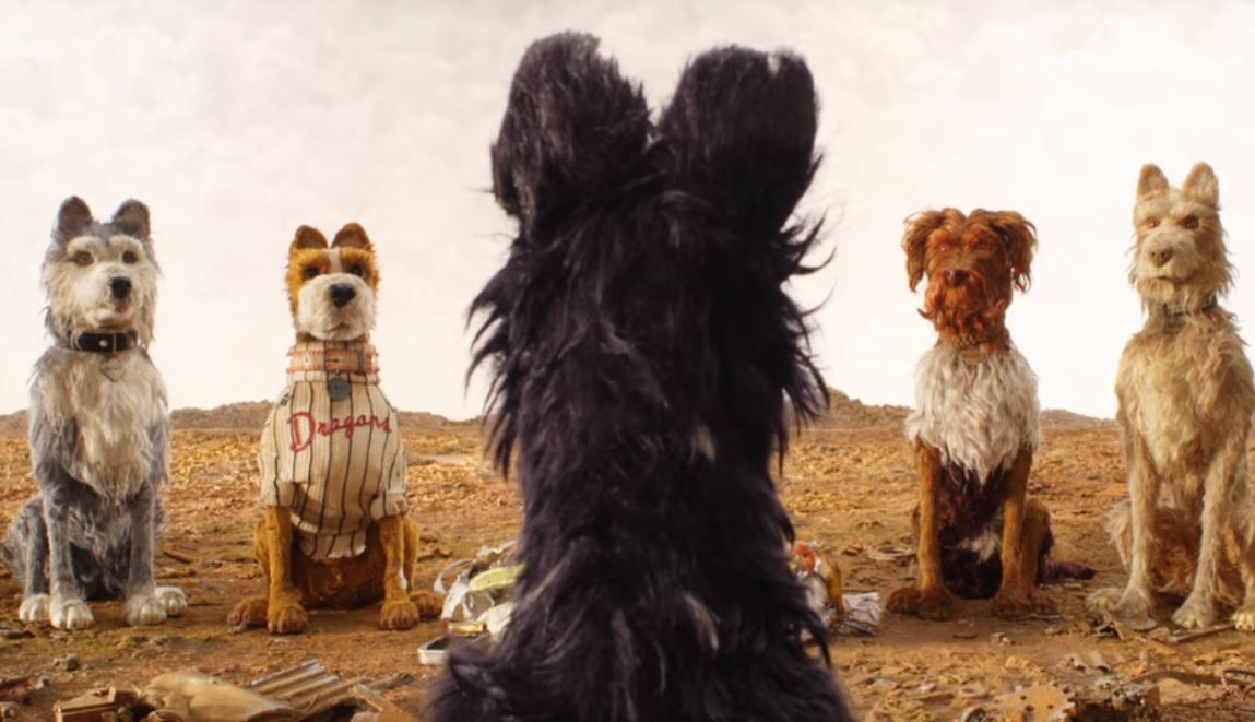 Mira el trailer de 'Isle of Dogs' lo nuevo de Wes Anderson