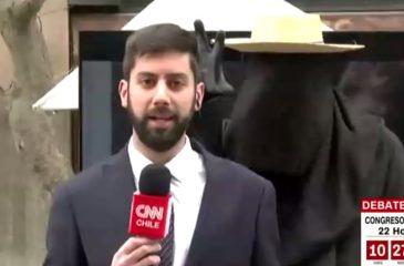 """""""Muerte"""" prendida se tomó despacho sobre campaña de Carabineros"""