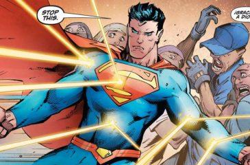 Superman protege indocumentados de un supremacista blanco en nuevo cómic