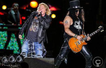 The Who, Def Leppard, Guns N' Roses y más: Las postales de Stgo Rock City
