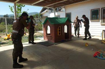 Alcalde de Limache ahonda en caso de niño baleado en la cabeza en jardín infantil