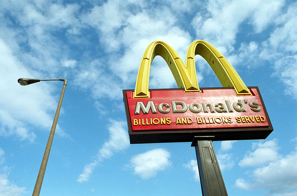 McDonald's comenzó a vender una hamburguesa vegana — CHILE