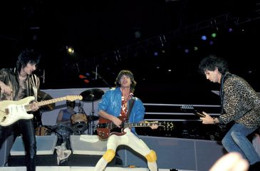 10 de octubre: Rolling Stones estaba por última vez en el n°1 en EE.UU.
