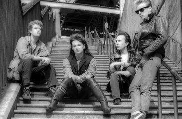 13 de octubre: U2 conquistó el Reino Unido con The Unforgettable Fire