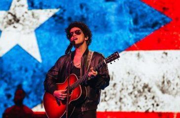 Bruno Mars sorprendió cantando uno de sus grandes éxitos en español