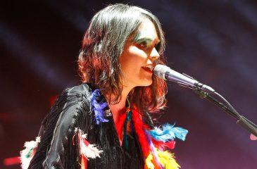 Camila Moreno en Matucana 100