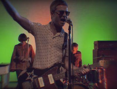 """Noel Gallagher estrena psicodélico video para """"Holy Mountain"""""""