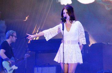 Lana Del Rey le habría dedicado canción a Harvey Weinstein en 2012