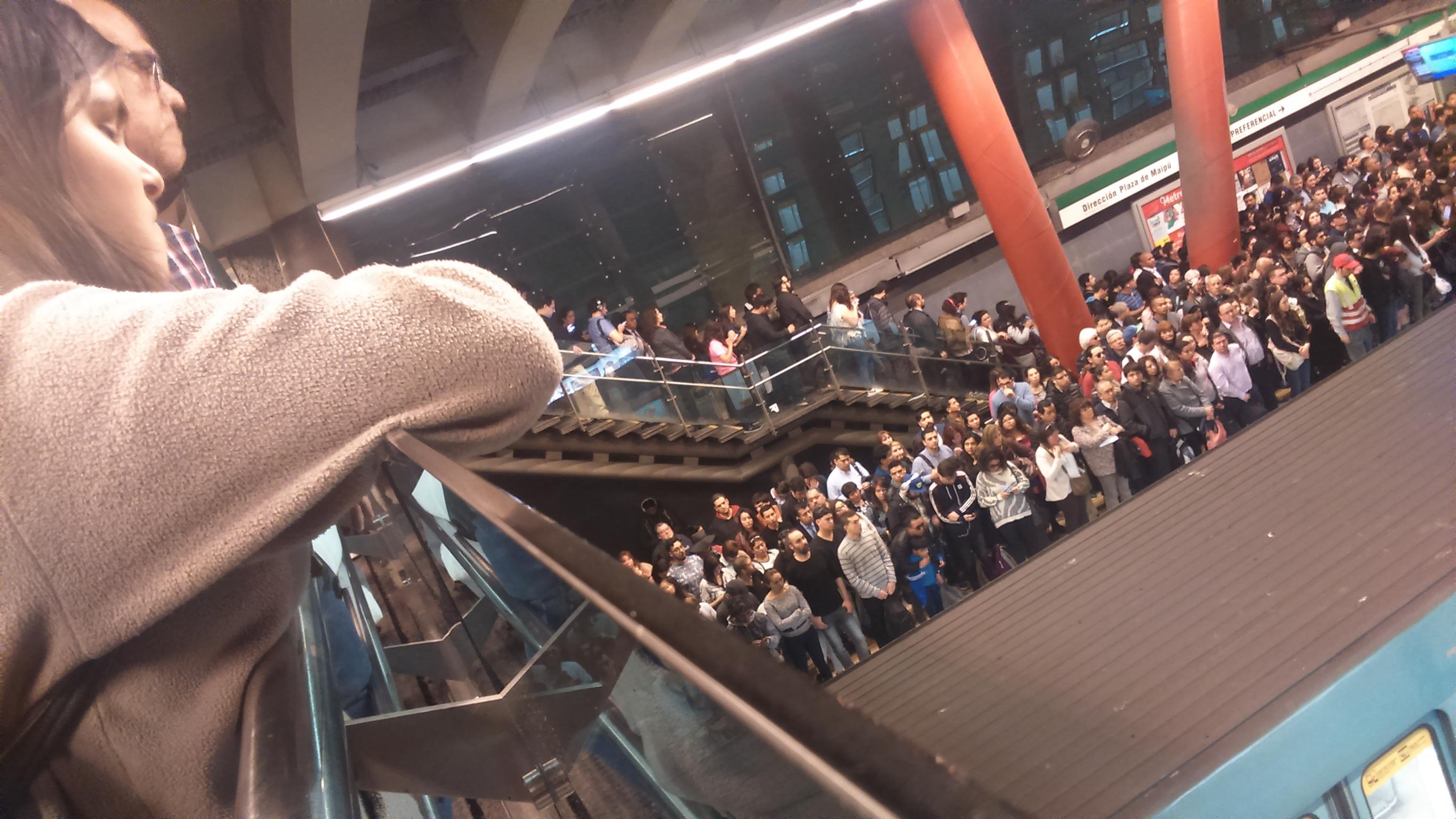 Diputado propone segregación de vagones para evitar acoso sexual en el Metro
