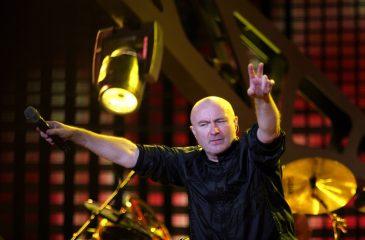 Lanzarán nuevo boxset con el catálogo solista de Phil Collins