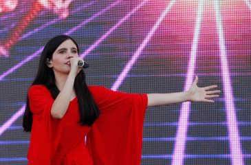 "Javiera Mena presentará su single ""Dentro de ti"""