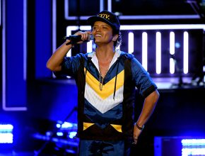 Bruno Mars repletará el Estadio Nacional en su regreso a Chile