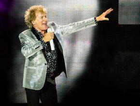 Rod Stewart regresa a Chile