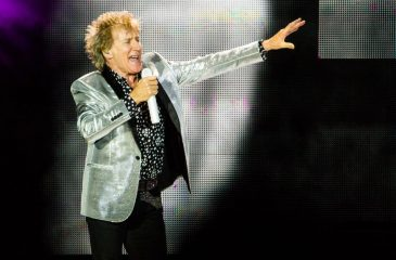 Rod Stewart regresa a Chile
