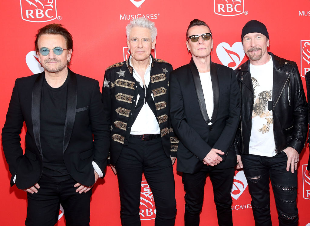 ¿Es momento de dejar de ignorar a U2? ¡Escucha su nueva colaboración!