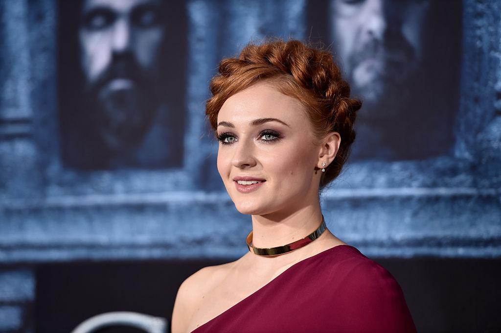 Sophie Turner: 'Sansa Stark' de