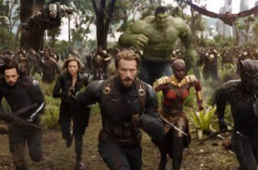 Mira el épico primer trailer de Avengers: Infinity War