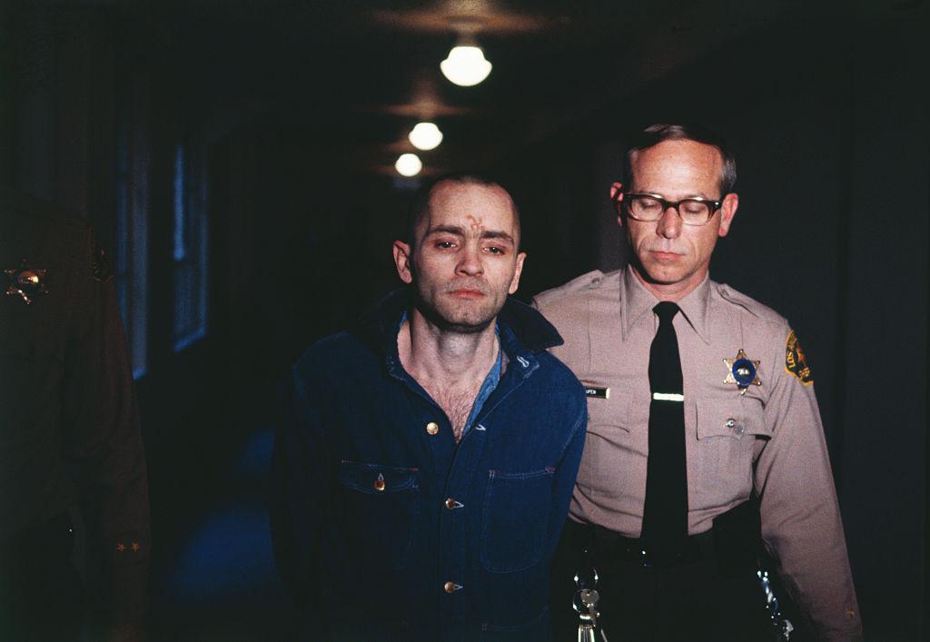 Charles Manson el asesino más famoso de EE.UU. está hospitalizado