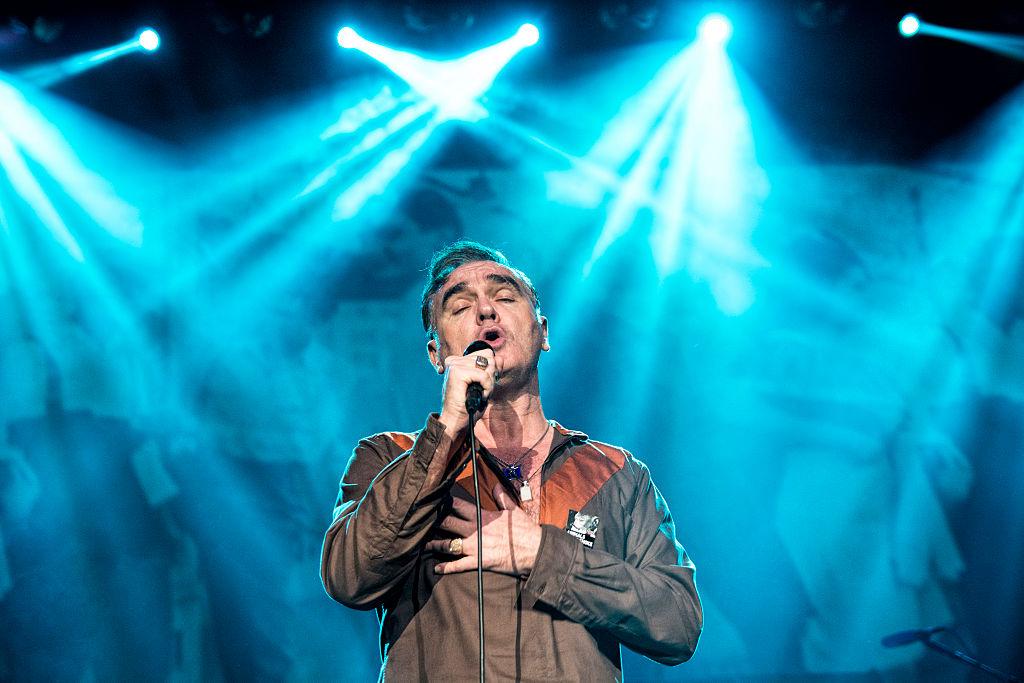 Morrissey cancela un show porque