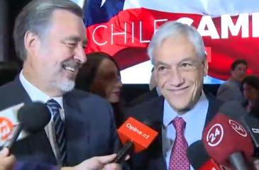 A Guillier y Piñera les preguntaron por sus experiencias con la Bomba 4