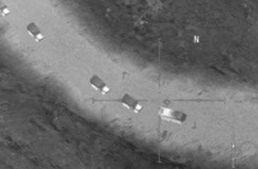 Ministerio de Defensa Ruso acusó a EE.UU. de apoyar a ISIS con foto de videojuego
