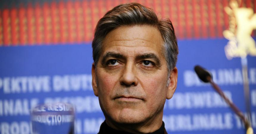 ¡INCREIBLE! El gesto súper tierno y millonario de George Clooney
