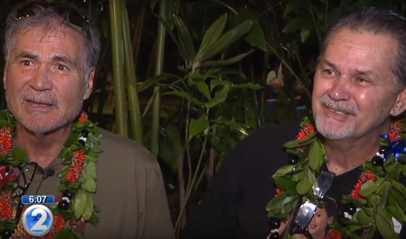 Fueron amigos durante 60 años y descubrieron que eran hermanos