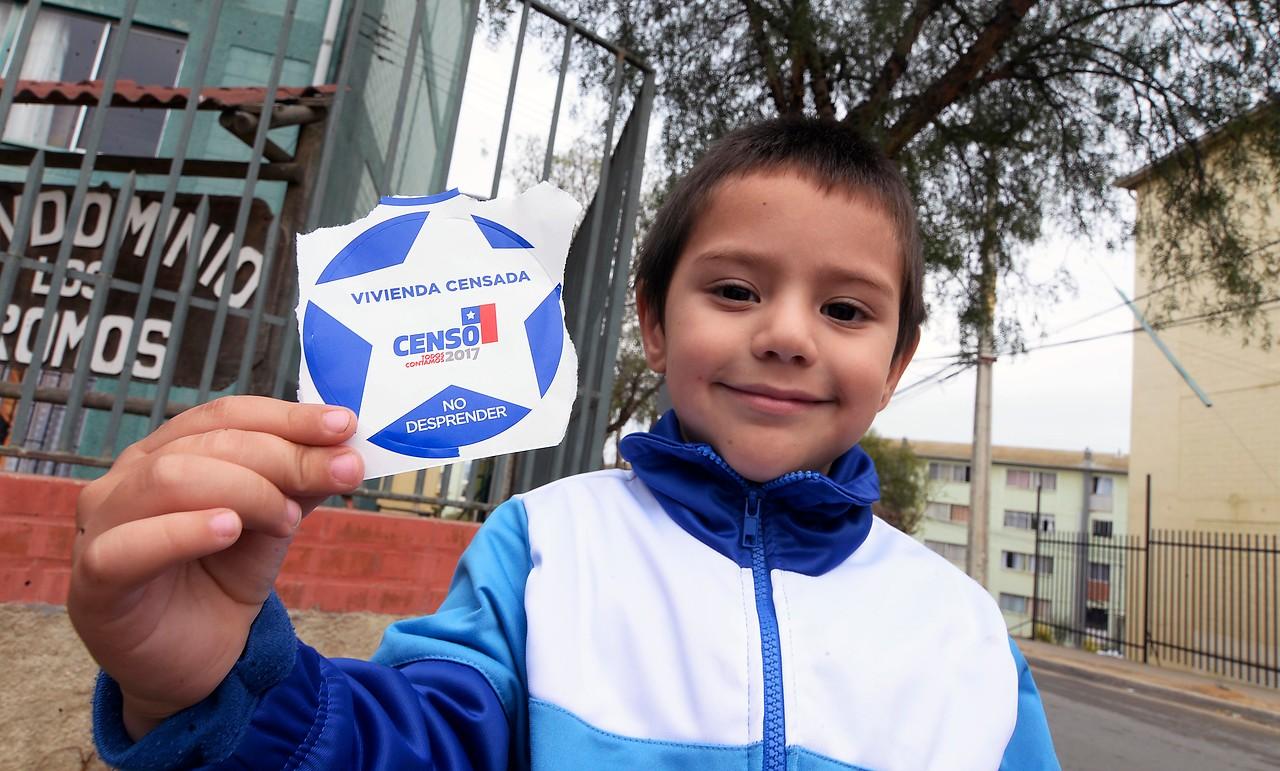 Censo 2017 reveló que 17.574.003 personas viven en Chile — INE