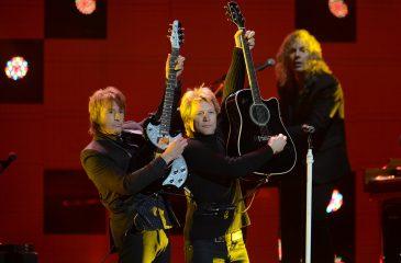 Jon Bon Jovi invitó a la formación original de Bon Jovi a la inducción del Salón de la Fama del Rock & Roll