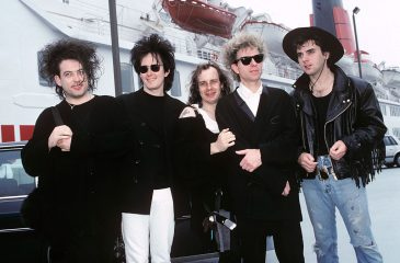 The Cure prepara documental sobre sus 40 años