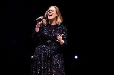 14 de diciembre: Adele conquistó Inglaterra con 25
