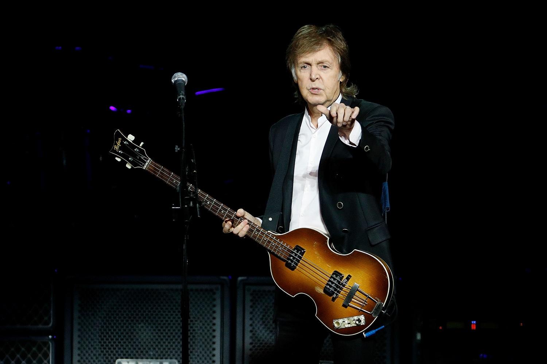 Paul McCartney ayudó a un joven a pedir matrimonio