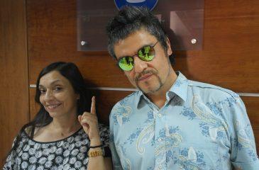 Javiera y Ángel Parra celebran el centenario de Violeta en el Municipal