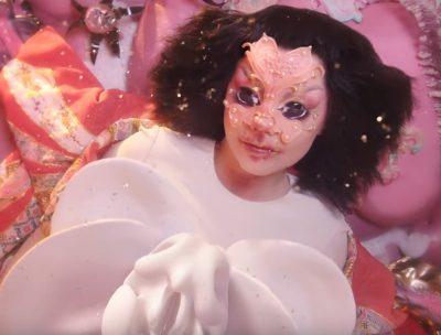 """Björk estrena video para """"Utopia"""", track de su último disco"""