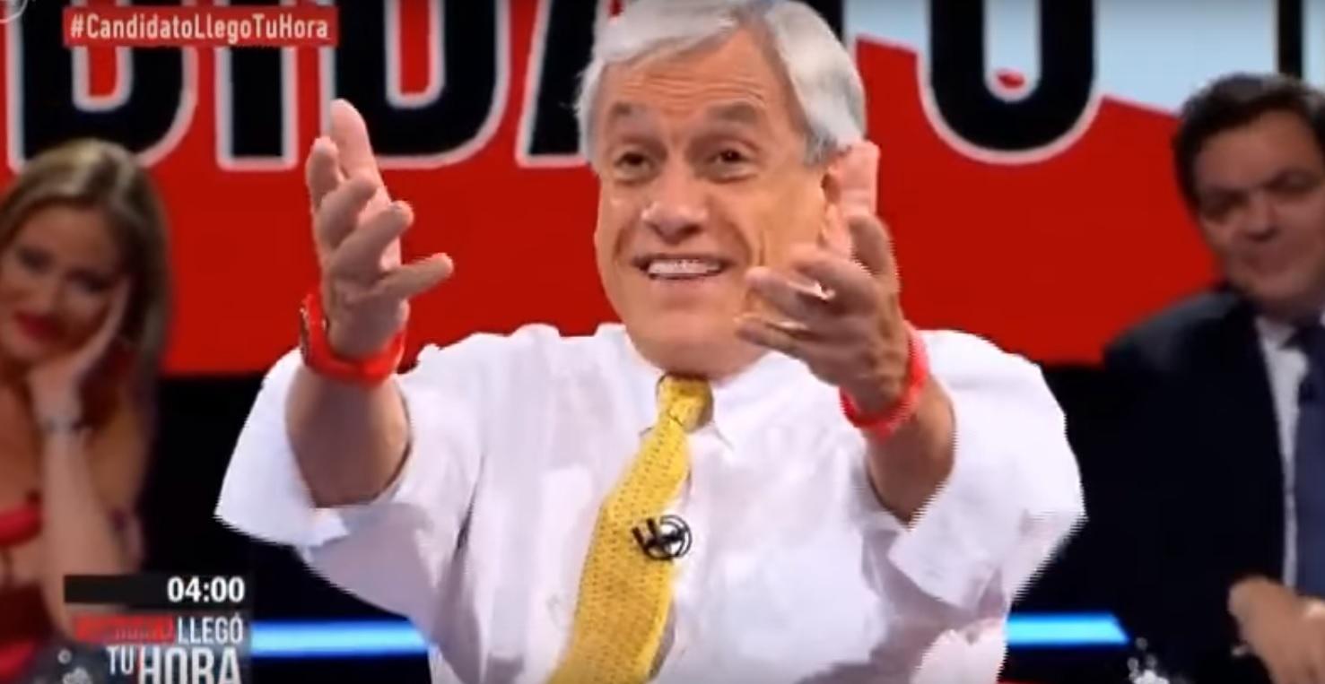 Piñera y migrantes: