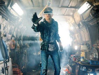 Revelan el nuevo adelanto de Ready Player One, la nueva cinta de Steven Spielberg