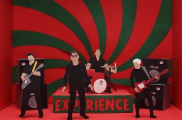 U2 publicó el videoclip de Get Out of Your Own Way