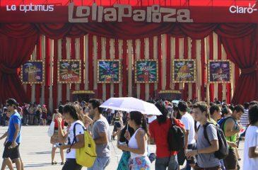 Lollapalooza anuncia los sideshows para su edición 2018