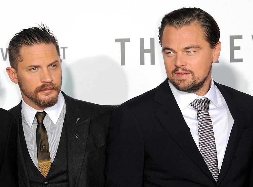 Tom Hardy se tatúa el nombre de Leonardo DiCaprio