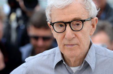 Actrices se manifiestan en contra de Woody Allen