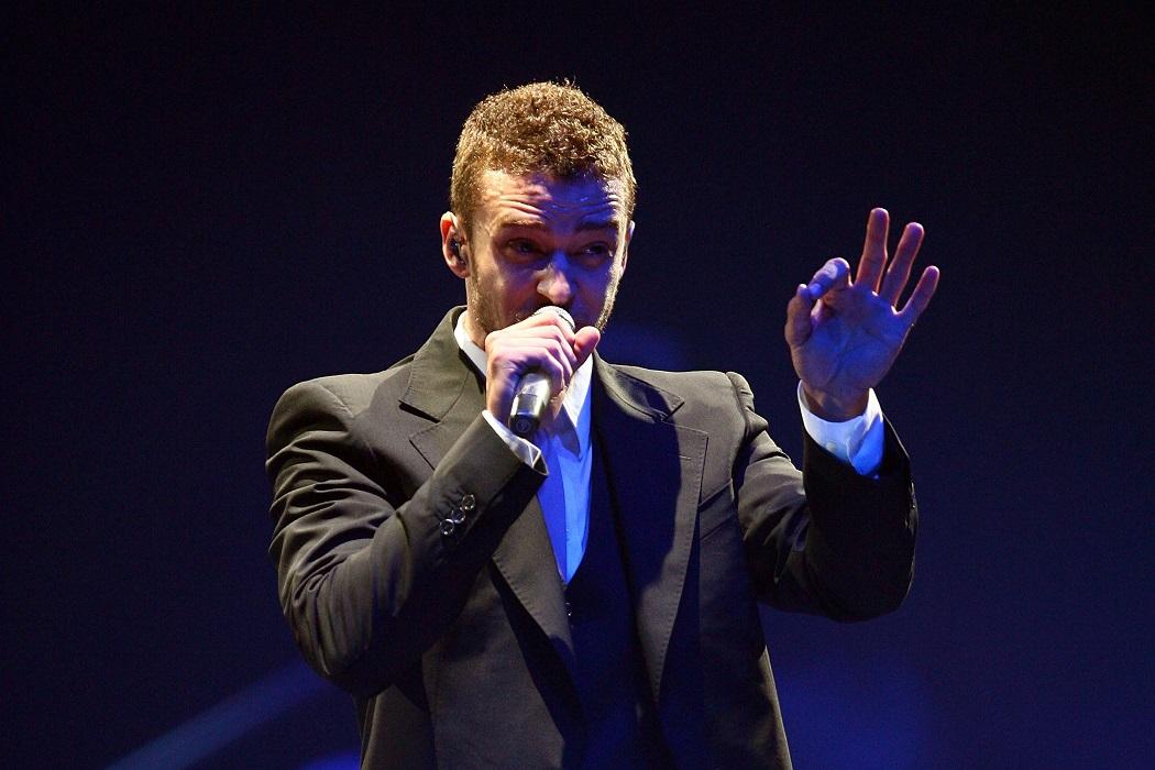 Justin Timberlake en sus dos facetas